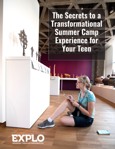 The Secret to a Transformational Summer Camp